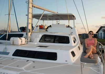 Royal Charters, Majestic 570 Fly Catamaran, Barefeet Retreat